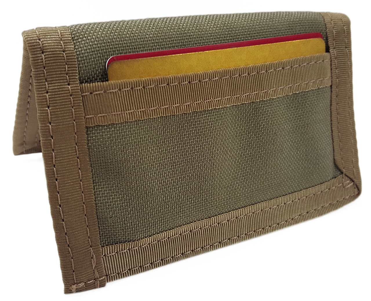Kley-Zion Compact Wallet